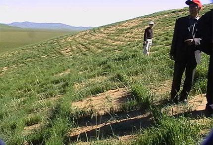 蘭州農業生態環境治理