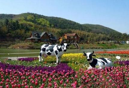 蘭州生態觀光農業園