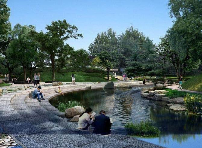 社區公園建設