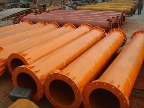 兰州钢支撑模板加固施工技术