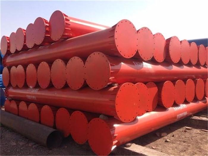 兰州609钢支撑的重量及适用范围