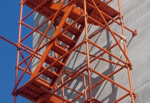 梯式安全爬梯