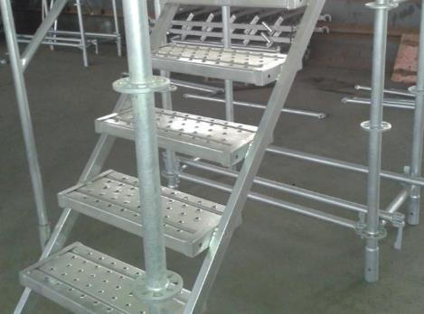 安全爬梯租赁浅谈安全爬梯的特点,你知道多少?