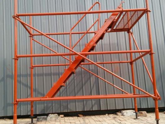 安全梯笼厂家为您分享建筑安全梯笼有哪些特点?