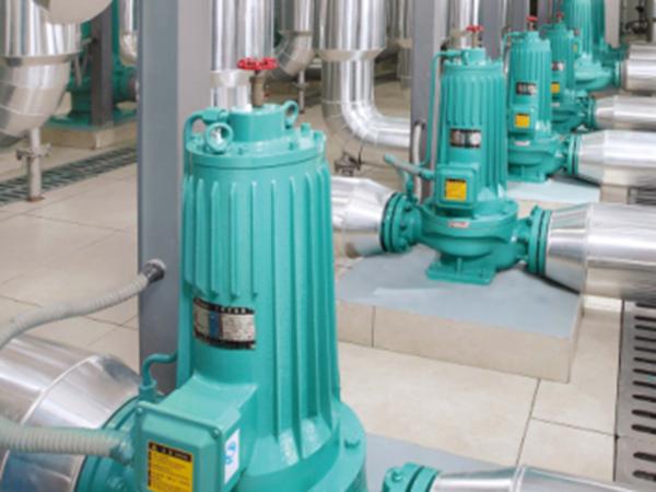 屏蔽式供热循环专用泵
