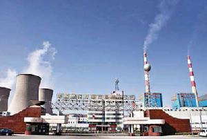 华能平凉发电厂恒电子间和集控室空调设备安装中央空调设备