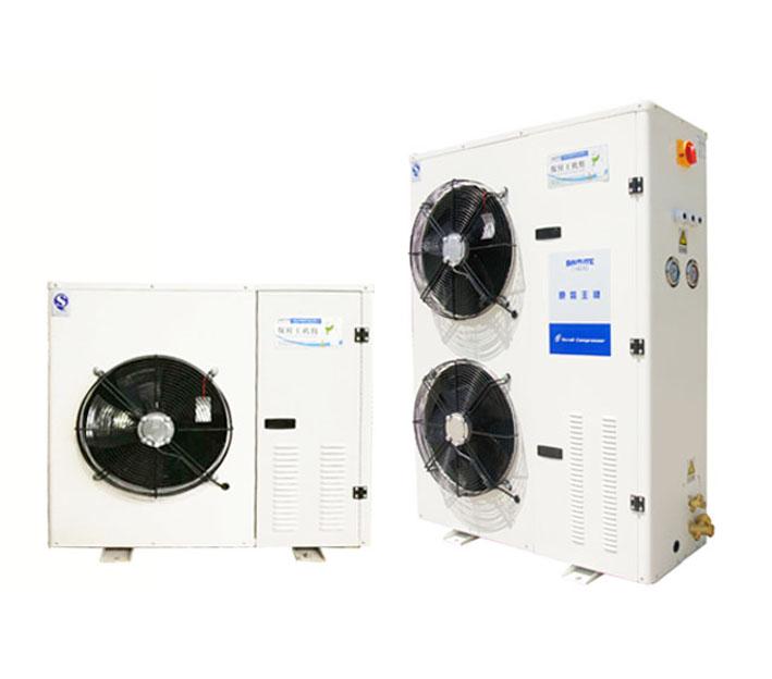 如何解决空气源热泵的噪声问题?