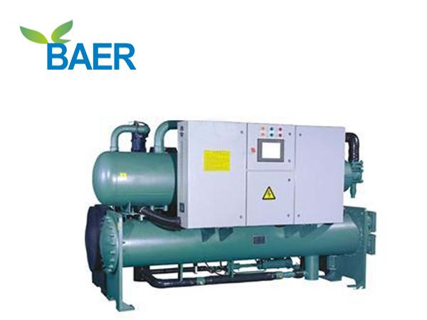 蘭州水地源熱泵機組