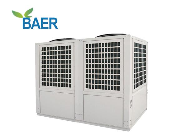 空氣源熱泵機組的原理及安裝注意事項