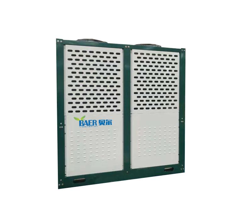 超低溫模塊式風冷渦旋熱泵機組