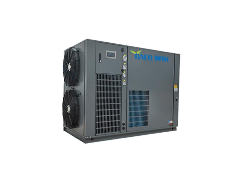 整體式高溫熱泵烘干機