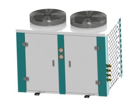 分体式热泵烘干机