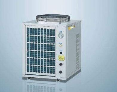 空气源热泵采暖