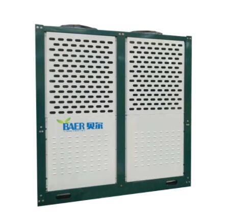 白银水冷热泵机组