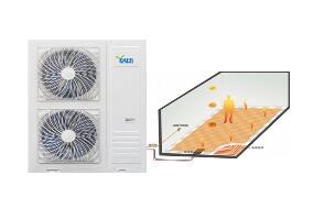 金昌热泵机组厂家告诉您空气源热泵系统的检查保养
