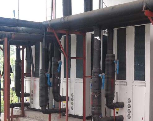 定西空气能热泵原理及日常的维护检查