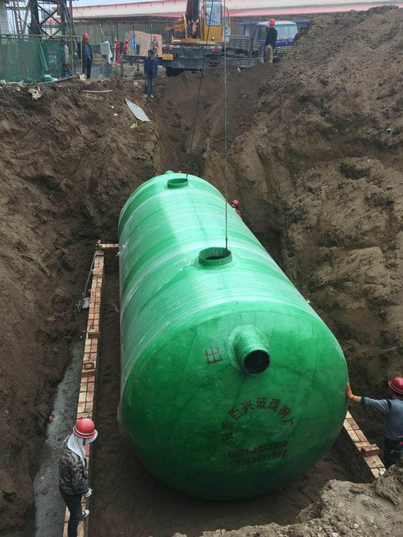 甘肃定西屠宰场污水处理项目
