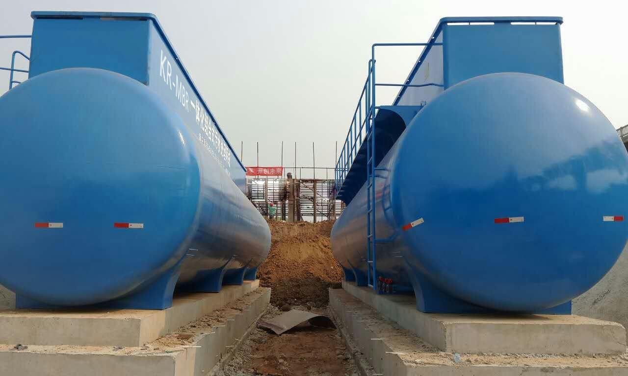 武汉航天城污水处理项目
