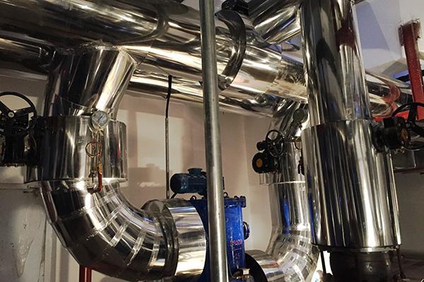 铁皮管道保温工程
