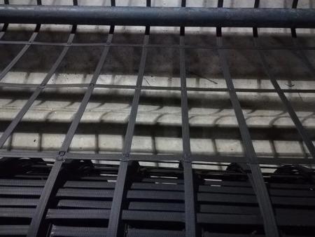 吊顶塑料格栅