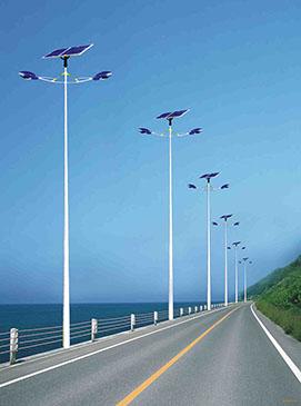 太阳能路灯厂家介绍太阳能路灯由什么组成的