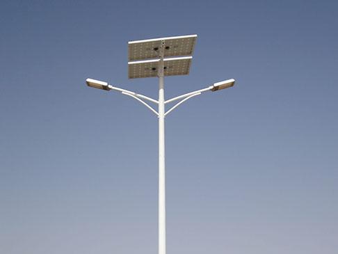 双头太阳能路灯LC-002