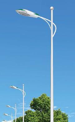 新农村太阳能路灯的应用