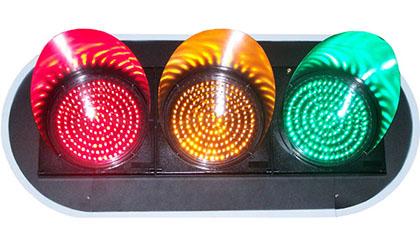 交通信号灯图片解析,让你眼前一亮