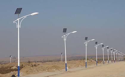 太阳能路灯系统维修重点