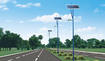 农村太阳能路灯设计开发需要注意以下四个问题