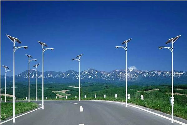 蘭州太陽能路燈如何定時
