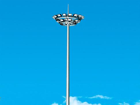 跟随我一起了解高杆灯照明的特点有哪些