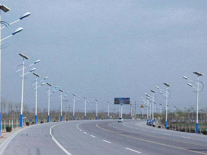 兰州乡村太阳能路灯