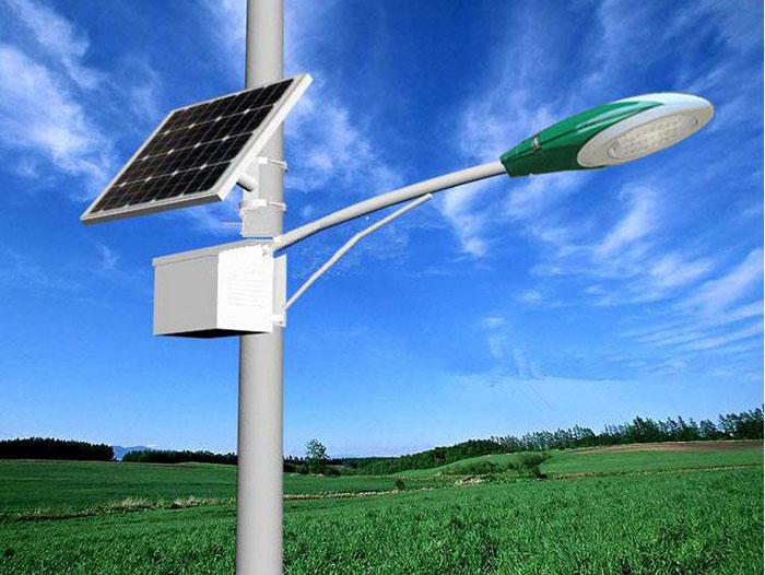 太阳能墙壁路灯