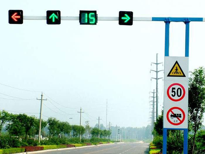 红绿灯交通信号灯