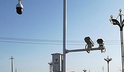 安装道路监控杆需要注意什么?