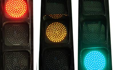 交通信号灯应该怎么辨识兰州交通信号灯厂家告诉您