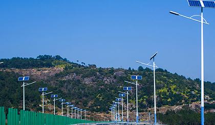 在哪些地方适合使用太阳能路灯?