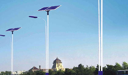 如何改造兰州太阳能路灯使太阳能路灯更节能?