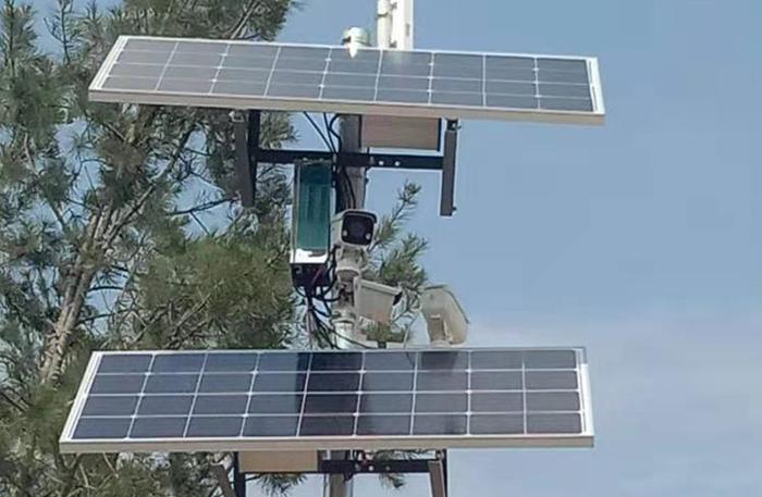 太陽能監控供電系統
