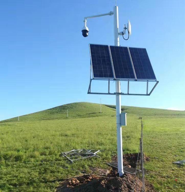 太阳能监控供电系统详细施工方案