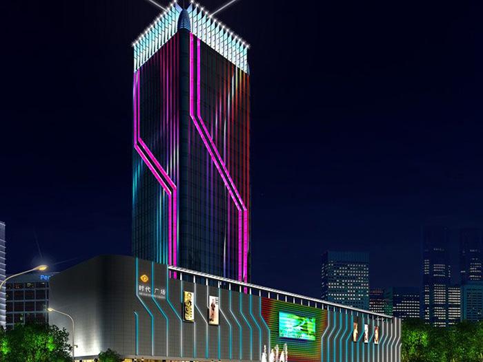 城市景观亮化公司