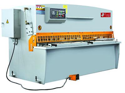 闸式剪板机应用的前提要求