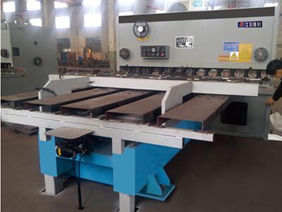 液压闸式剪板机与摆式剪板机区别