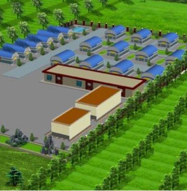 养殖中心如何选择合适的防水卷材