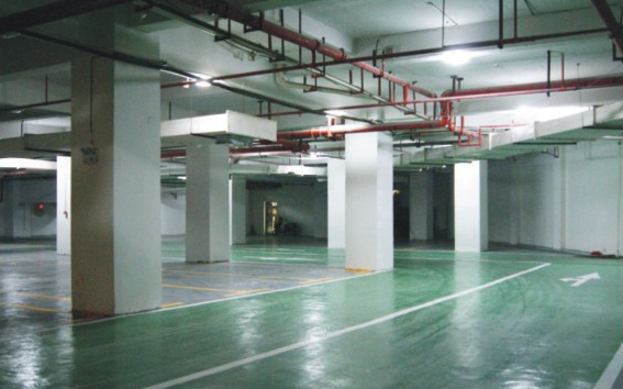 地下停车场选用高分子防水卷材效果好