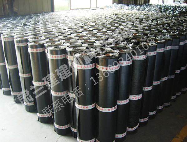 天水防水材料厂家带您了解常用的防水卷材种类