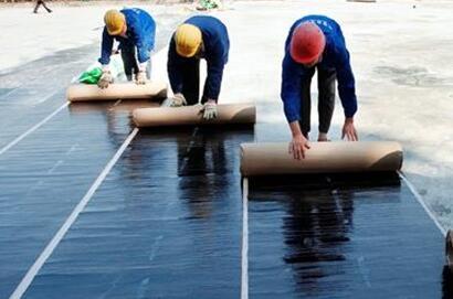 庆阳防水卷材施工