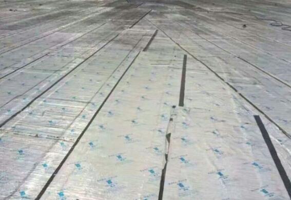甘南丙纶复合防水卷材怎么施工?