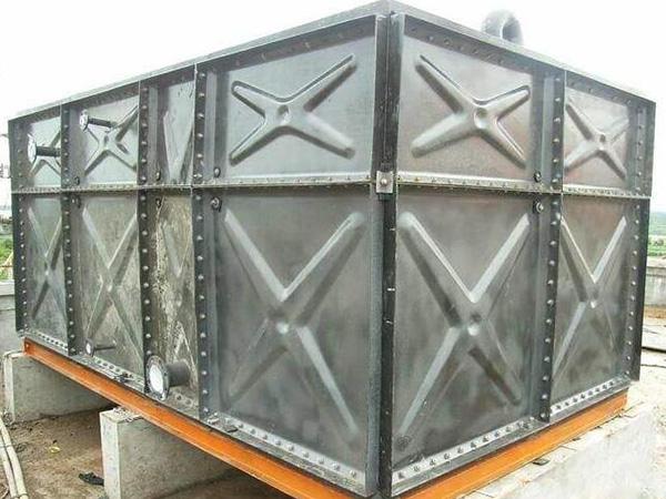 装配式热镀锌水箱